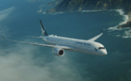 Cathay Pacific reçoit son premier Airbus A350