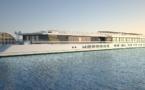 CroisiEurope : un nouveau bateau à roue à aubes à Venise en 2018