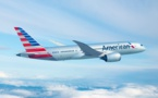 American Airlines vole entre Los Angeles et Auckland