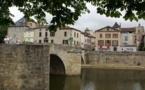 Tour de France - De Villefranche-de-Rouergue à Bruniquel, dans la vallée de l'Aveyron...