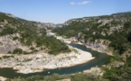 Tour de France - Les gorges du Gardon, secrets de garrigue