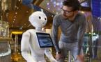 Costa Croisières : 5 robots Pepper montent à bord du Costa Diadema