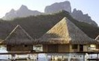 Bora Bora Beachcomber Intercontinental : n°1 mondial des hôtels de luxe en 2004