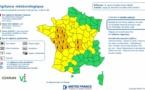 Canicule  : l'ouest et le centre de la France en vigilance orange mardi 19 juillet 2016