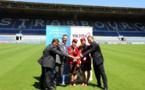 Football : Volotea devient partenaire du Racing Club de Strasbourg