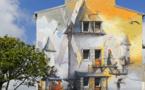 Brest : Un parcours de fresques rive-droite