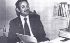 Roger Pinson restera 6 ans président de Jet tours. Il va lancer les premiers charters répétitifs, les premières agences enseignes Jet tours avec un contrat de franchise et sans participation financière - DR : Photo d'archive de l'Echo Touristique. Roger Pinson est interviewé par Mady Heysch et Rémy R. Leroux, en juin 1976
