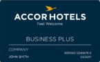 Business Plus, la nouvelle carte d'AccorHotels