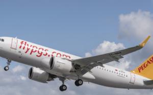 Pegasus Airlines : CA en hausse de 5% au 1er semestre 2016