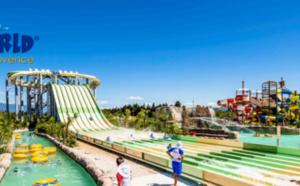 Splashworld Provence ouvre tous les week-end de septembre 2016