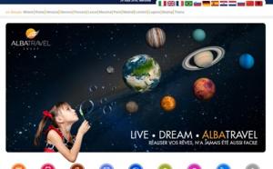 Albatravel améliore son site BtoB
