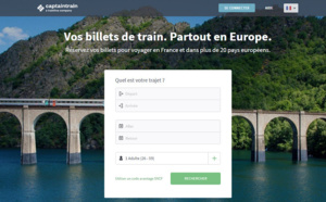 Captain Train change encore de nom pour devenir Trainline