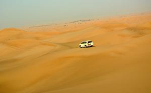 II. Dubaï : derrière la city, le désert