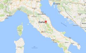 Italie : au moins 18 morts après un fort séisme dans le centre du pays