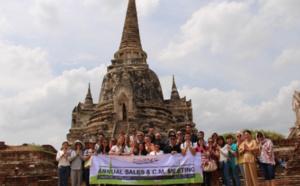Phoenix Voyages a réuni ses vendeurs à Bangkok