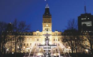 Québec, la belle capitale