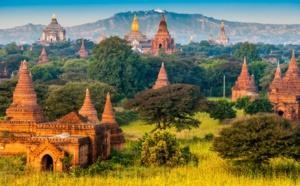 Séisme en Birmanie : gros dégâts sur les pagodes à Bagan mais les touristes épargnés