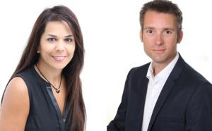 FTI Ticketshop recrute Stéphane Baud et Sarah Amani en tant que commerciaux en région
