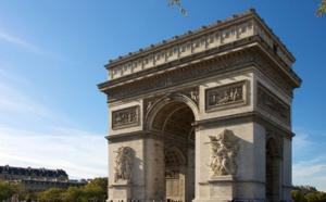 Paris lost one million tourists in the 1st semester !