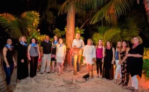 Coup d'envoi du challenge Beachomber Aventure