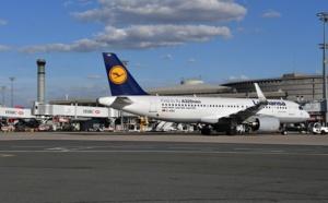 Lufthansa fait voler son nouvel A320neo vers Paris