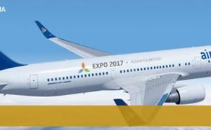 Air Astana offre 25 billets d'avion aux agents de voyages