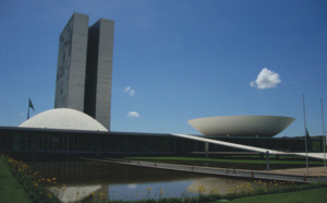 Brasilia, l'audacieuse