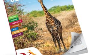 Voyages Internationaux sort sa nouvelle brochure Couleurs 2017