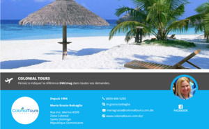 Caraïbes : Colonial Tours rejoint DMCMag.com