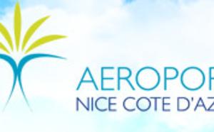 Nice-Côte d'Azur : 1,38 million de passagers (-0,3 %) en août 2016