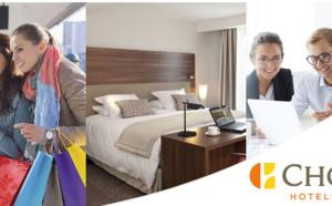 Choice Hotels France : CA en hausse de 2 % au 1er semestre 2016
