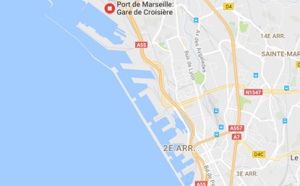 Marseille : l'Harmony of the Seas encore au port ce mercredi