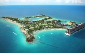 MSC Croisières ouvrira son île privée aux passagers en octobre 2018