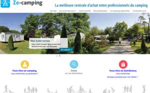 Ze-Camping part à la conquête des agences de voyages