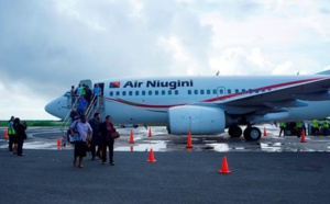 Air Niugini : vols vers la Micronésie dès décembre 2016
