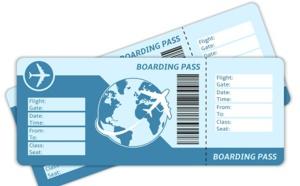 Avion : il peut être très risqué de poster une photo de sa carte d'embarquement en ligne