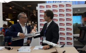 LATAM Airlines étend son service à 19 villes françaises avec TGV Air