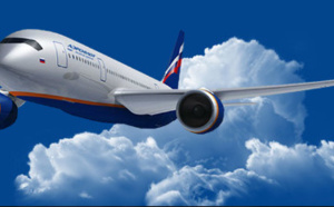 Aeroflot : trafic en hausse de 8,9 % sur les 8 premiers mois de 2016