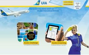 Ukraine International Airlines fait gagner des billets d'avion aux AGV