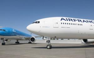 Air France-KLM : 124 avions équipés du WiFi à bord dès fin 2017