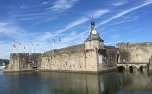 """Concarneau (Finistère): """"Germans fell in love with our city"""""""