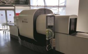 Aéroports de Lyon : nouvel équipement pour faire gagner du temps aux contrôles de sûreté