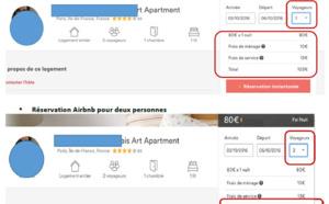Airbnb collecte mal et trop peu la taxe de séjour selon l'AhTop