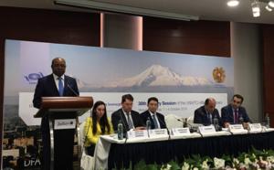 OMT : la 38e session de l'Assemblée plénière a eu lieu en Arménie début octobre 2016