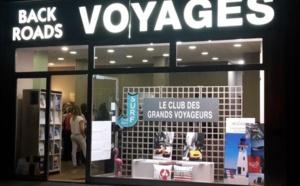 Backroads : l'agence parisienne a été relookée par Travel & Co