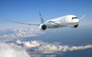 Paris-Mascate : Oman Air passe en vol quotidien