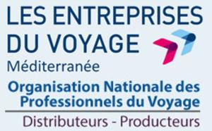 Les Entreprises du Voyage Méditerranée : prochaine convention du 23 au 26 novembre 2016 à Ajaccio