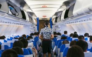 La Case de l'Oncle Dom : Toute ma vie, j'ai rêvé d'être une hôtesse de l'air… chez transavia !