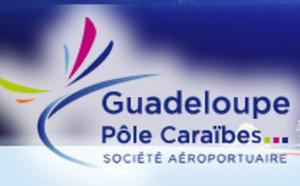 Guadeloupe Pôle Caraïbes : 117 087 passagers (+4,38 %) en septembre 2016