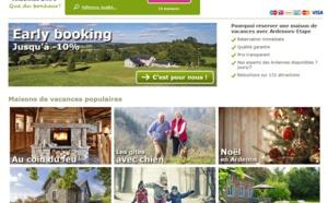 Belgique : Novasol acquiert le groupe Ardennes-Etape
